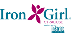 Iron Girl Syracuse Logo